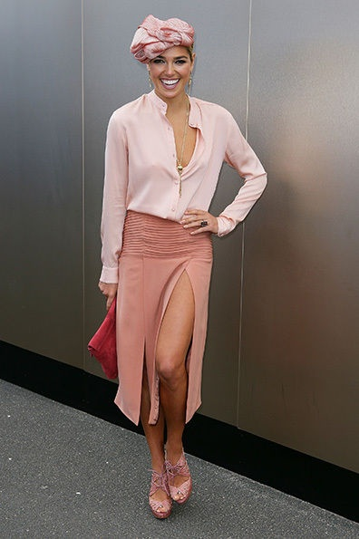 Celebrity Spring Racing Fashion Rules