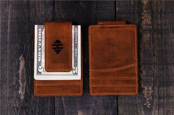money clip wallet money clips for men money clip by EdenWars
