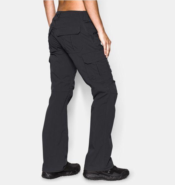 Women's UA Tactical Patrol Pant, Black