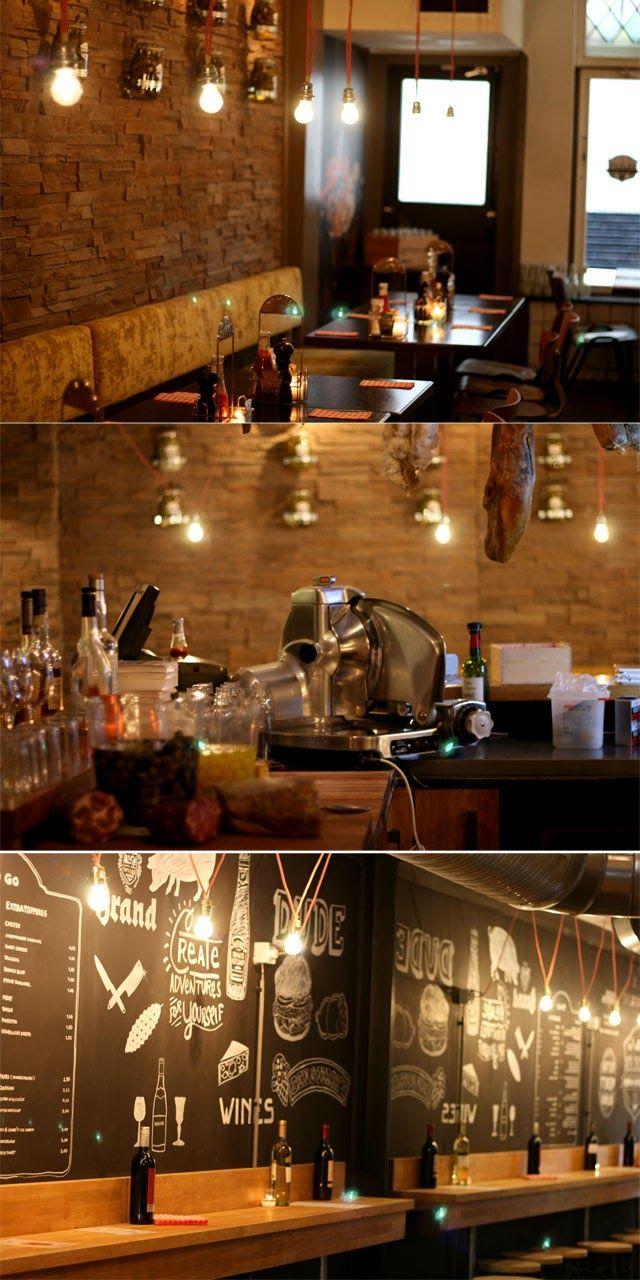 Hotspot Utrecht: burgerbar en wijnbar Firma Pickles.