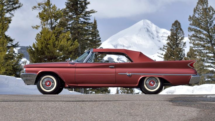 1960 Chrysler 300F Convertible presented as Lot F137 at