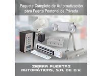 Venta de  Controles remotos para privadasy ofrecemos reparación y mantenimiento de puertas automáticas para privadas en toda tijuana informes a sierra puertas automáticasTel:6642531090