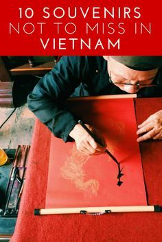 10 of the best souvenirs to buy in Vietnam - for kids and adults. We have identified 10 of our things to buy across Vietnam from Saigon / Ho Chi Minh to Hanoi and including Hoi An.