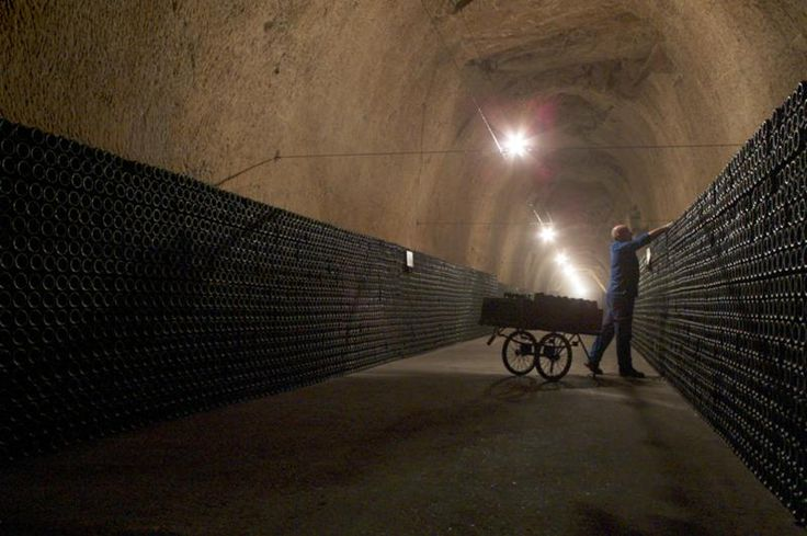 Champagne-Joseph-Perrier (caves)