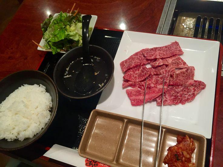 焼肉ぴゅあ -カルビランチ -Ideal Meal