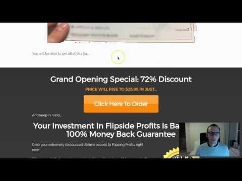Flipside Profits Review & Bonuses