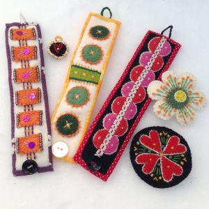 Workshop med yllebroderi! | Kullerbytta textil
