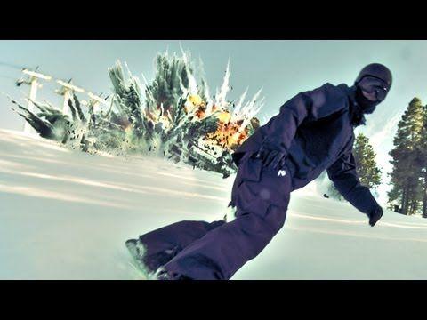 Black Diamond - Corridor Digital new video...  Sweet editing!