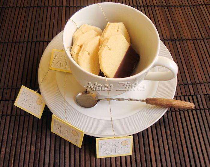 Biscoito-chá