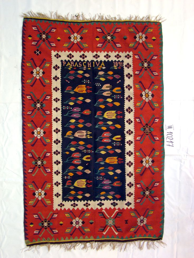 Traditional Romanian Carpets