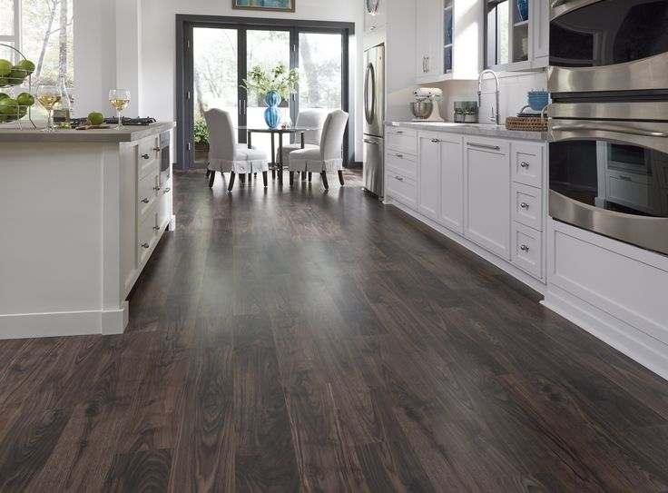 Waterproof, kid-proof, pet-proof! Felsen Click Ceramic Plank is the next evolution of wood-look tile – no grout needed!