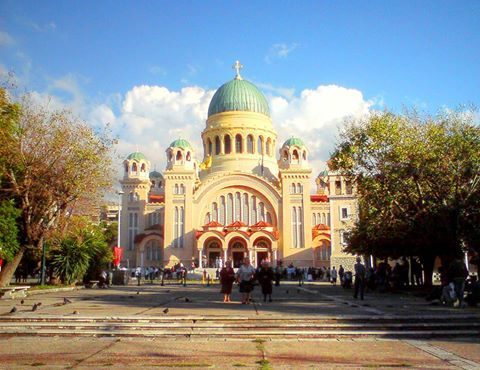 Patras, Greece | Cathedral of Saint Andrew