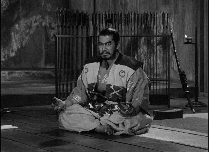 Throne of Blood Blu-ray - Toshirô Mifune