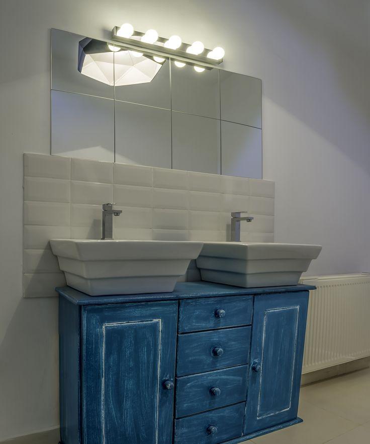 Bathroom #3- DIY sink cabinet