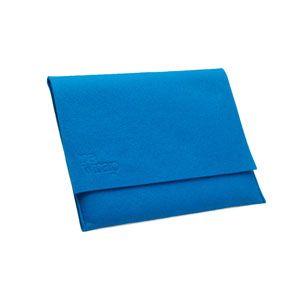 Custodia iPad blue by Re Wrap