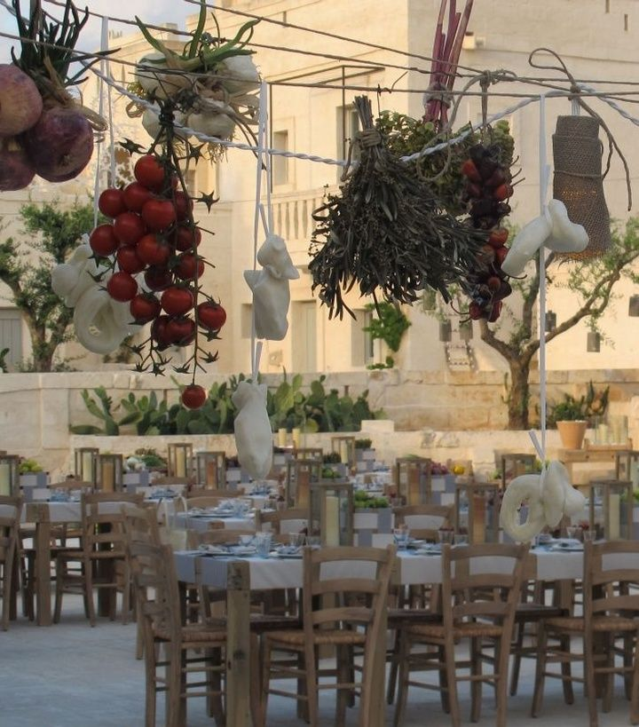 WATERFRONT RESORT HOTELS! Borgo Egnazia Resort, Italy hotels and restaurants