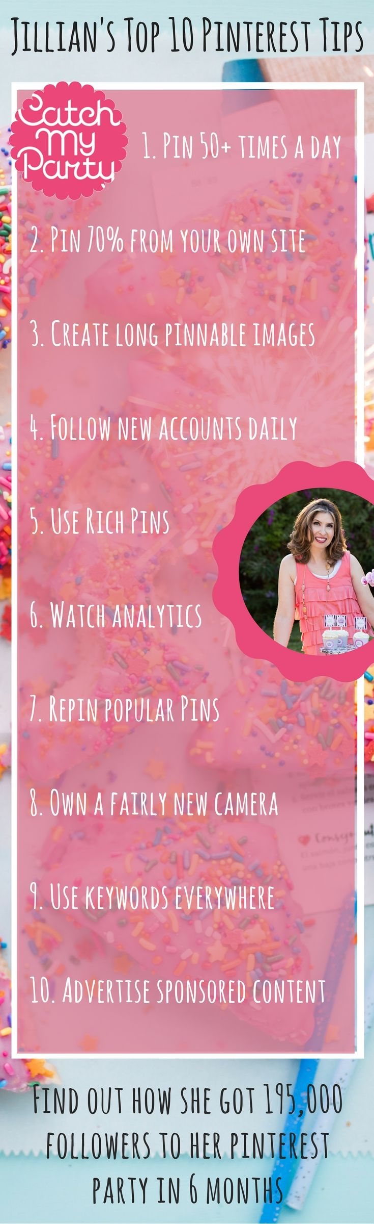 How I Attracted 195,000 More Followers to My Pinterest Party in 6 Months