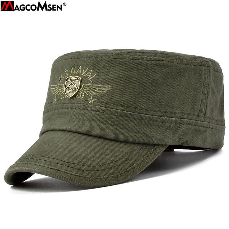 $8.55 (Buy here: https://alitems.com/g/1e8d114494ebda23ff8b16525dc3e8/?i=5&ulp=https%3A%2F%2Fwww.aliexpress.com%2Fitem%2FMAGCOMSEN-Summer-Baseball-Cap-US-Military-Hat-Navy-Seal-Camouflage-Caps-Gorras-Militares-Tacticos-Bone-Masculino%2F32764144737.html ) MAGCOMSEN Summer Baseball Cap US Army Green Hat Navy Seal Camouflage Caps Gorras Militares Tacticos Bone Masculino AG-CP-03 for just $8.55
