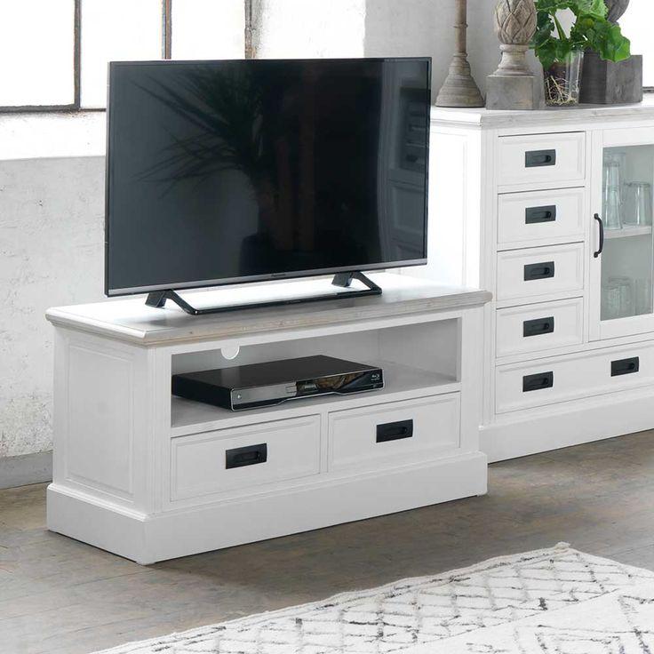 TV Tisch in Weiß 100 cm Jetzt bestellen unter: https://moebel.ladendirekt.de/wohnzimmer/tv-hifi-moebel/tv-lowboards/?uid=3fc5dff9-e1d9-50b9-9ffa-b821f8455acc&utm_source=pinterest&utm_medium=pin&utm_campaign=boards #fernsehmöbel #rack #phonoschrank #tvboard #phono #fernsehunterschrank #tische #tvhifimoebel #lowboard #fernsehtisch #unterschrank #möbel #phonomöbel #bank #fernseher #tvtische #fernseh #sideboard #tvlowboards #wohnzimmer #kommode Bild Quelle: pharao24.de