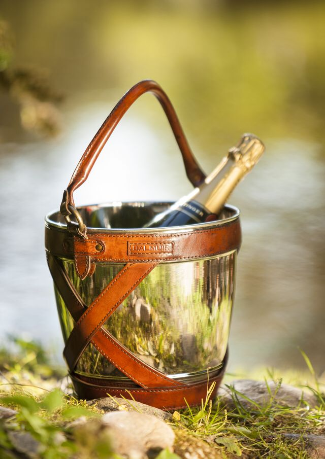Balmuir Champagne cooler, great Farther's day gift:) www.balmuir.com/shop