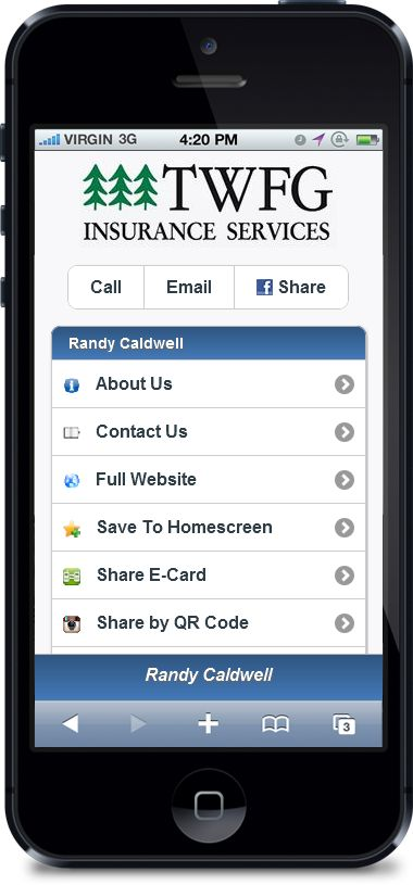Insurance Quotes Auto >> Randy Caldwell at TWFG Insurance in Royse City, TX offers a full line of insurance products ...