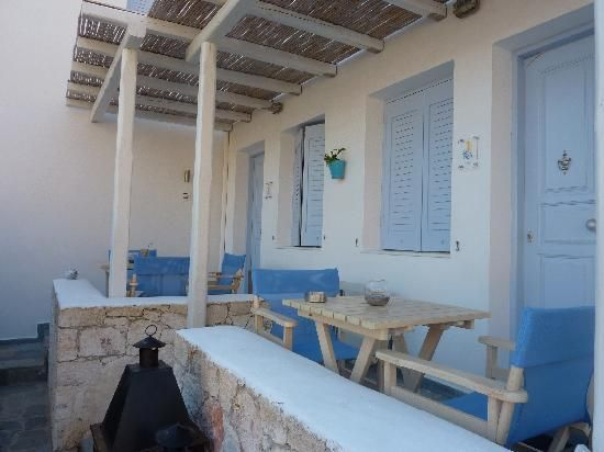 Kimolis Hotel B&B (Kimolos, Grèce) : voir 34 avis et 21 photos