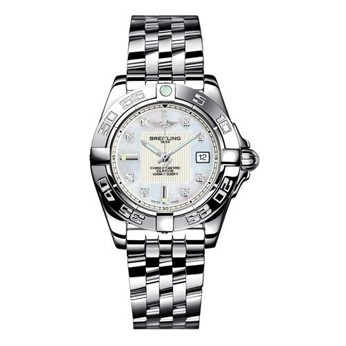 BREITLING LADIES GALACTIC 32