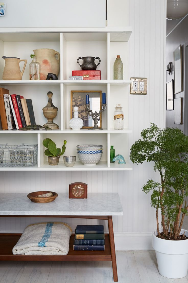 Tiny living room transformation in nyc west elm
