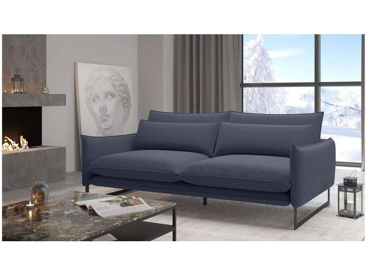 Stylefy Ezio Einzelsofa Vintage Jeans Ranch Dunkelblau In 2020 Home Decor Furniture Sofa