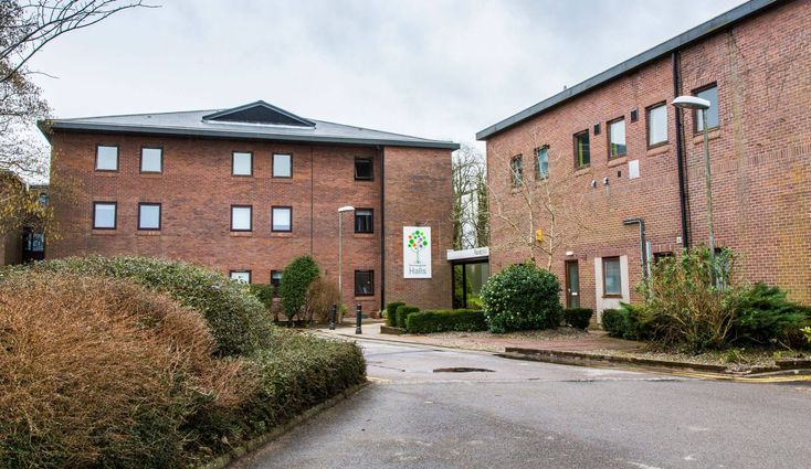 Summergrove Halls offers unique and great value accommodation. All the rooms have a small double bed (3/4 size) and have an en-suite shower room.
