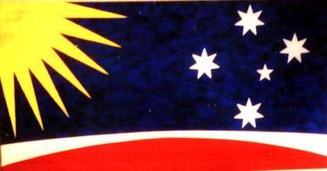 New Australian Flag