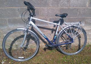 Ireland's Premier Online Bicycle Register: Stolen Bicycle - Claud Butler Odyssey