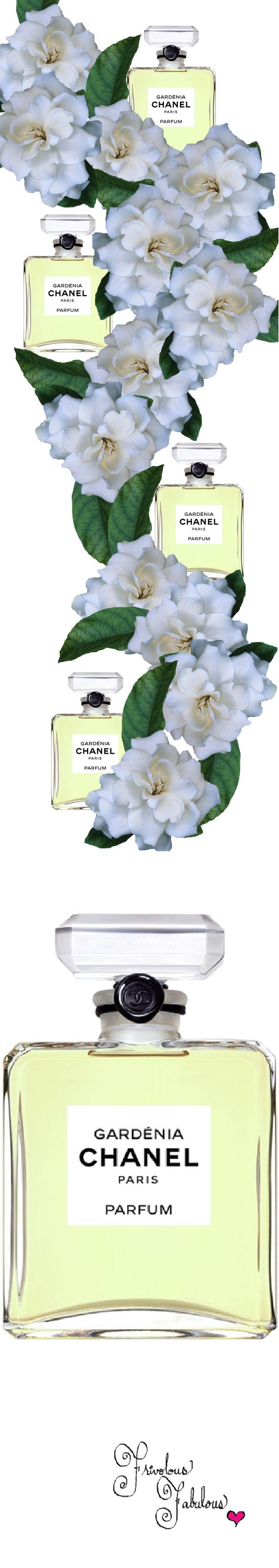 Chanel GARDÉNIA PARFUM   House of Beccaria# V