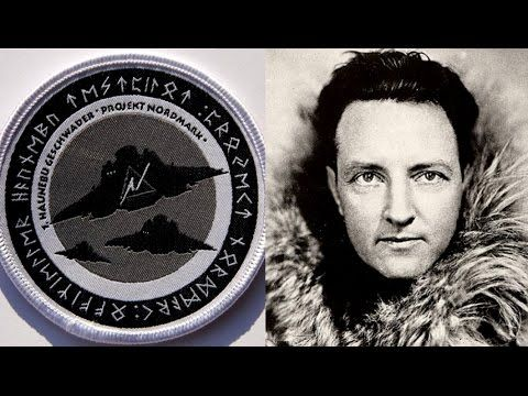 Real Footage ADMIRAL BYRD: UFOs, Secret Base, Hollow Earth Antartic Expe...