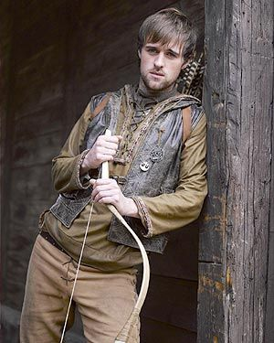 Oh Jonas Armstrong why aren't you in more movies...