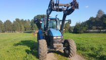 Tracteur occasion New Holland TS 110