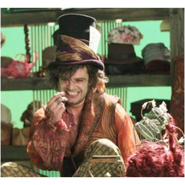 Once Upon A Time - Jefferson - The Mad Hatter | Alice in ...