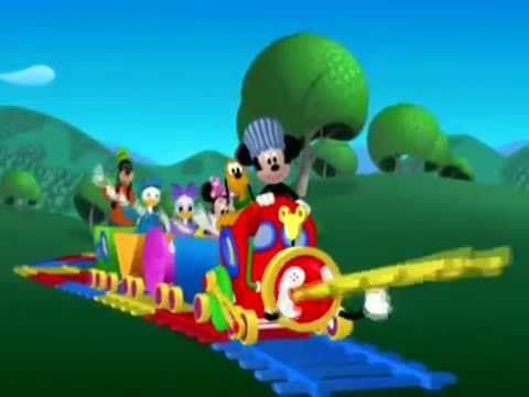 Mickey Mouse Clubhouse   Rock N Ride N Rally Today   Official Music Video   Disney Junior - YouTube