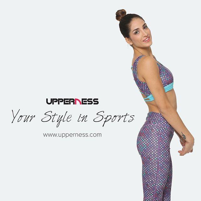 Upperness | Your Style in Sports ⚡️ SPORDA EN TARZ SEN OL  Tüm ürünleri kesfetmek için  SHOP ONLINE | upperness.com