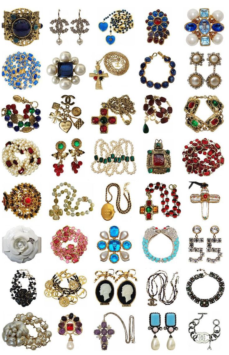 vintage Chanel. Protect your vintage baubles!  Like a Fort Knox for personal or business property, BlueVault provides you maximum security for storing your valuable things. You get super-strength protection against theft, fire, earthquake, tampering, damage, or prying eyes, BlueVaultSecure.com