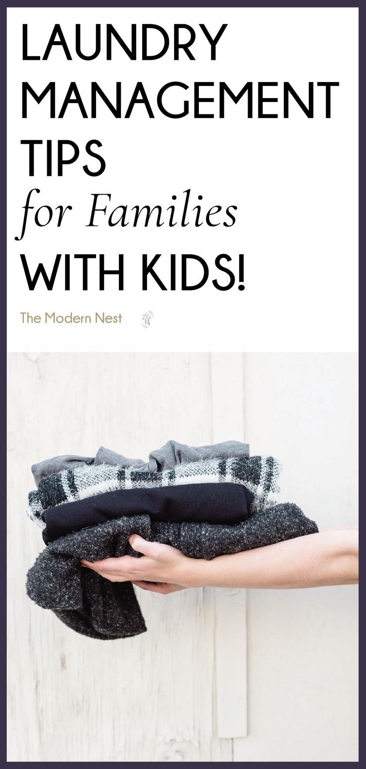 Practical Family Laundry Management Tips with Kids | Best of