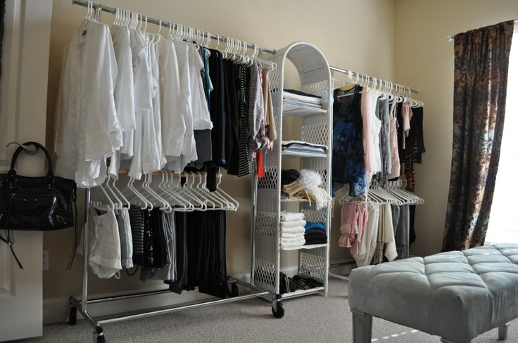 convert spare bedroom into a dressing room: Closetdress Rooms, Unrestrain Optimism, Clothing Closet, December 2010, Rooms Closet, Dressers, Closet Dresses Rooms, Closet Conver, Walks In Closet