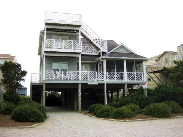 4 bedroom Fiddler on the Reef is now booking for Spring and Summer 2018! Start making your Sunset Beach vacation plans today!