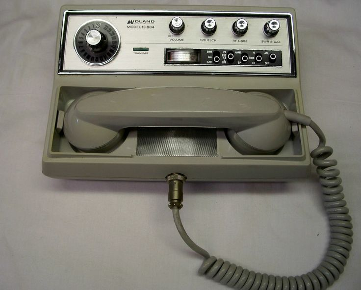 Details About Vintage Midland International Cb Radio
