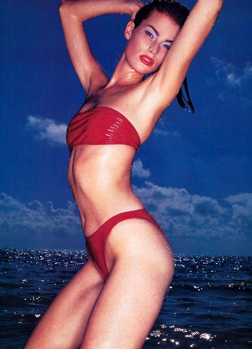 archive modeling bikini
