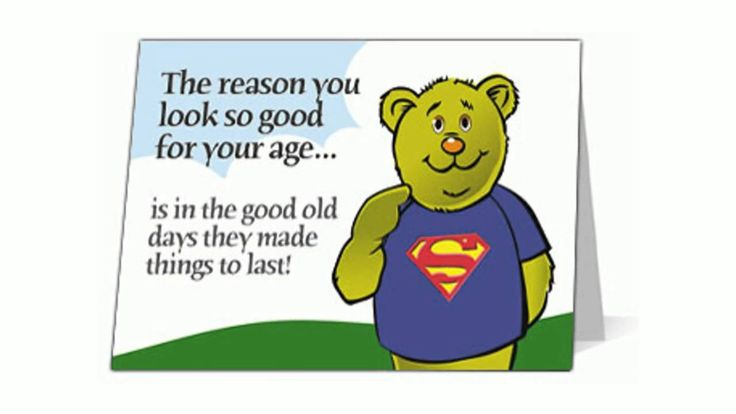 Humorous Birthday Wishes For Men