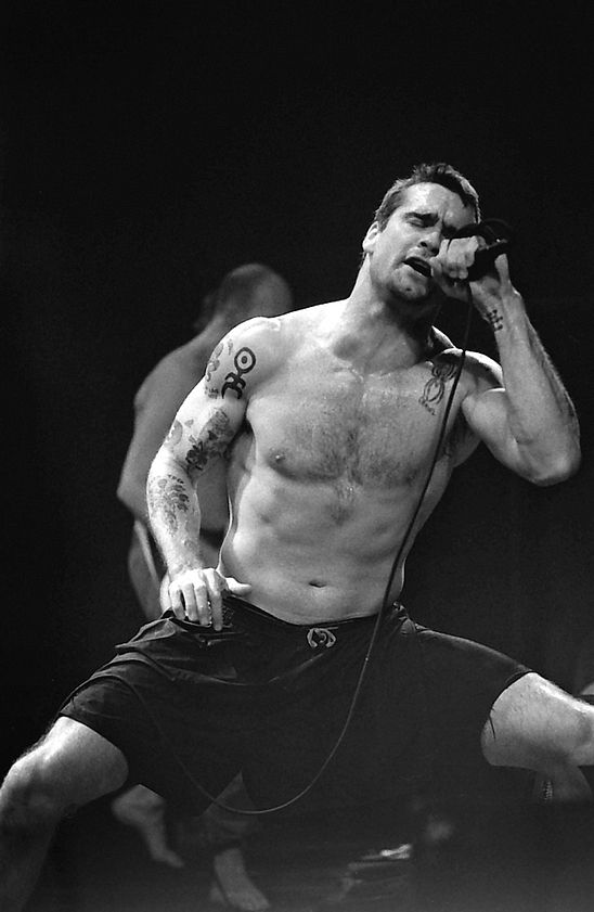 I need Henry Rollins facts?