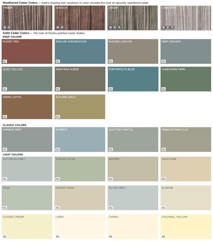 The 25 best vinyl siding colors ideas on pinterest for Vinyl siding color ideas