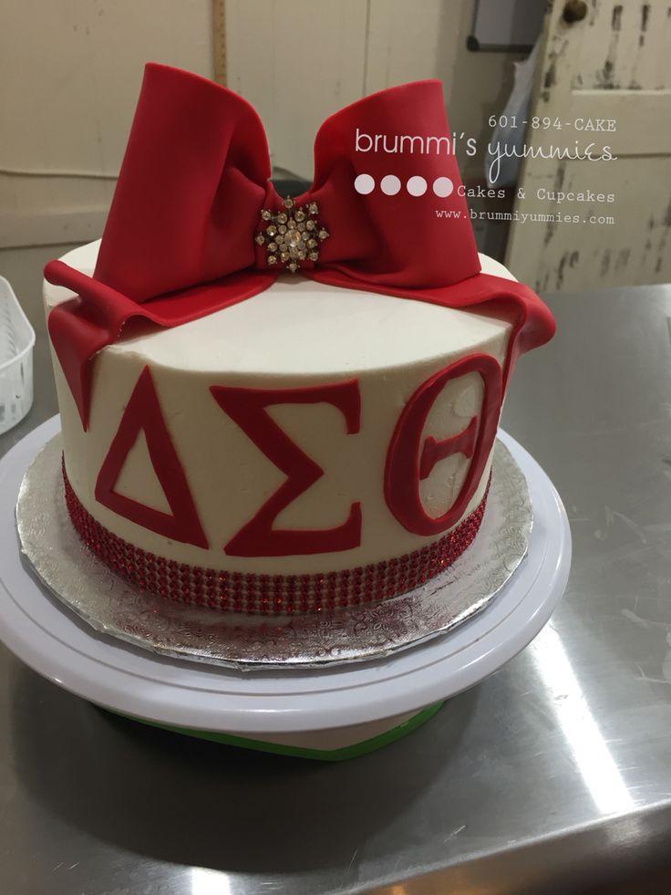Delta Sigma Theta Cake Delta Sigma Theta Cake And