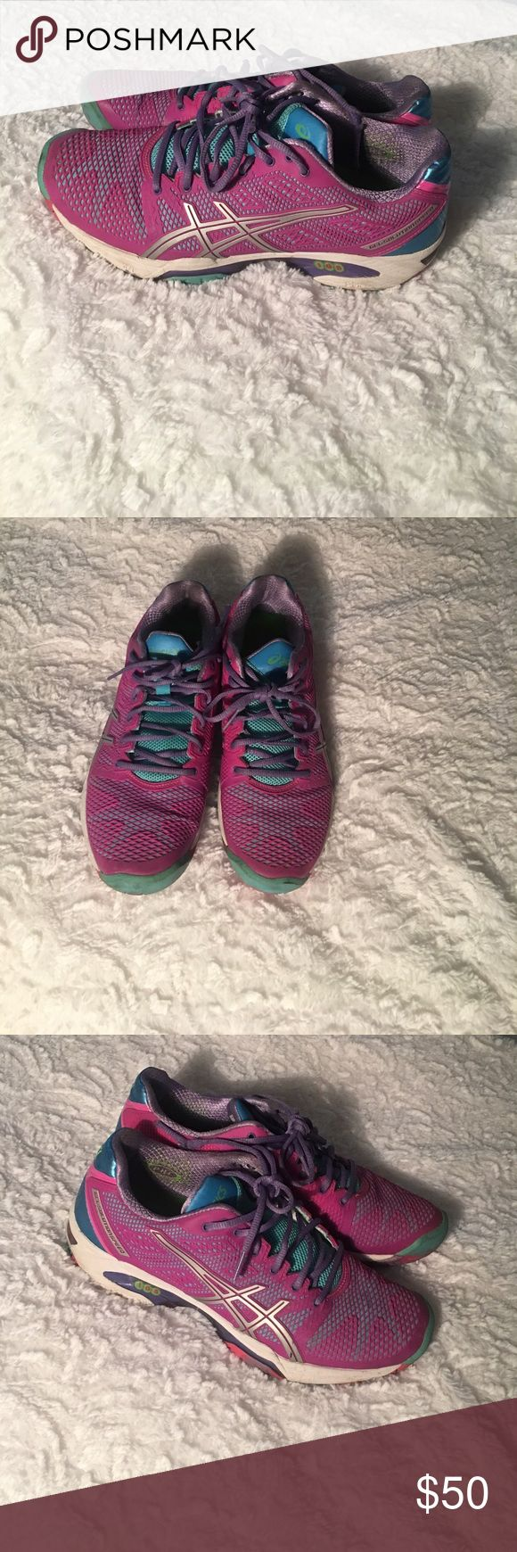 There S A Great Selection Of Asics Models On Sale For Over 40 Off - Asics running gel shoes great conditions barely worn size 9 asics shoes sneakers